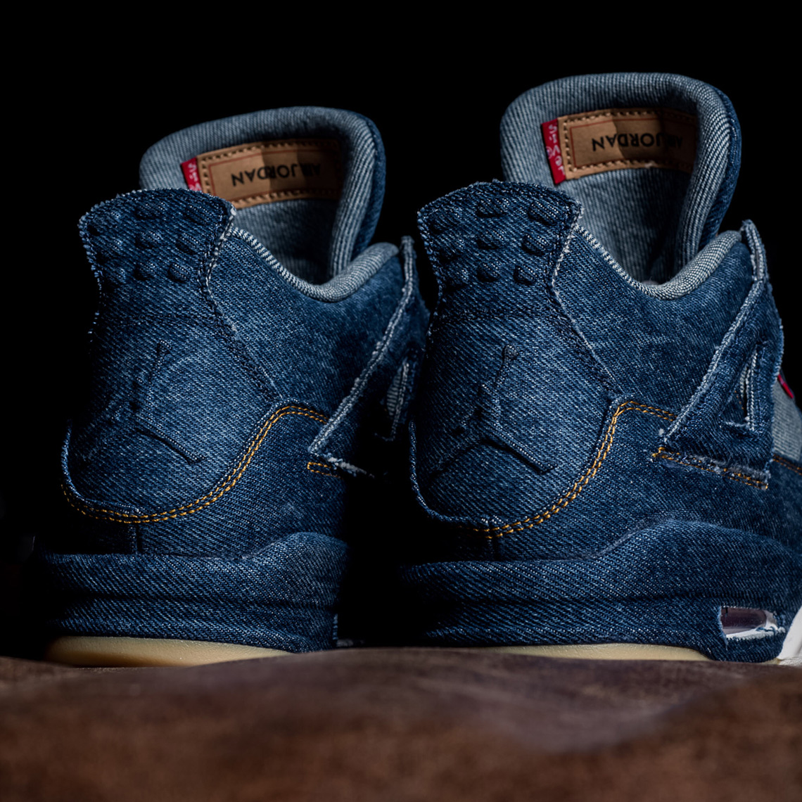 newest collection 12b81 b6b8f The Levi s x Air Jordan 4 Release Details - SneakerNews.com