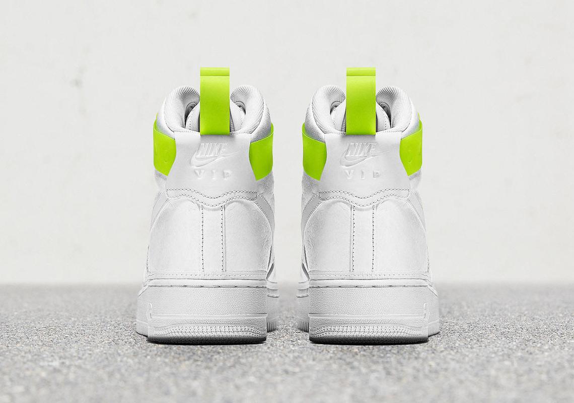sports shoes c9fa6 2baad Magic Stick x Nike Air Force 1 High