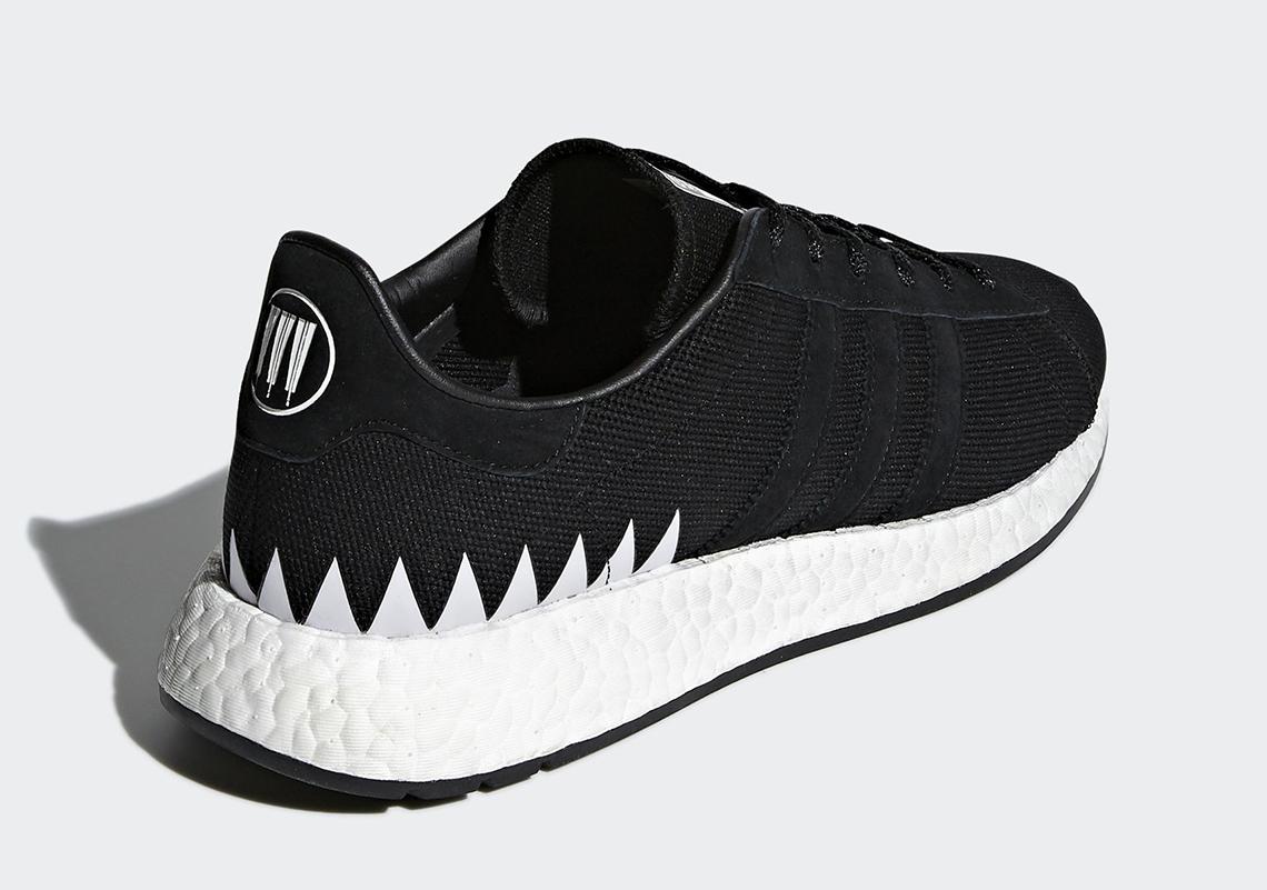 separation shoes 50bfc 1a39e Neighborhood x adidas Chop Shop Release Date February 24, 2018. Style  Code DA8839