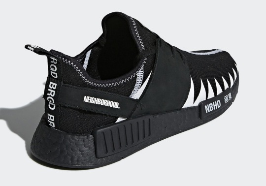 Neighborhood x adidas NMD Collaboration Coming On February 24th
