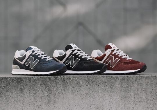 Here's What's Different With The New Balance 574 In 2018
