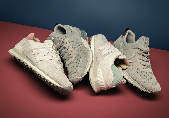 """New Balance Remembers The Origins Of The 574 With """"Peaks To Streets"""" Pack"""