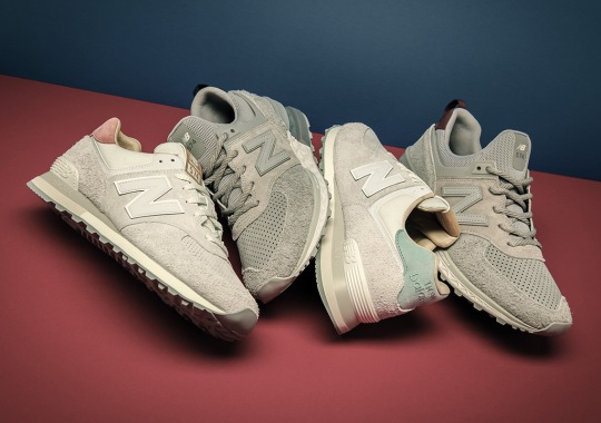 "New Balance Remembers The Origins Of The 574 With ""Peaks To Streets"" Pack"