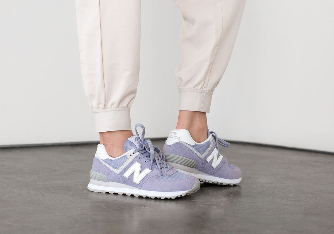New Balance 574 Wmns Pastel Pack Release Info