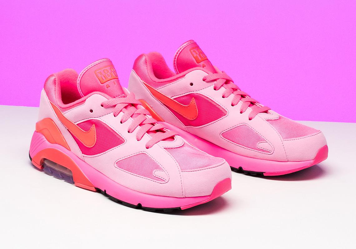 COMME des Garcons Nike Air 180 CDG AO4641-600 AO4641-601 AO4641-602 ... 6171a3374cea