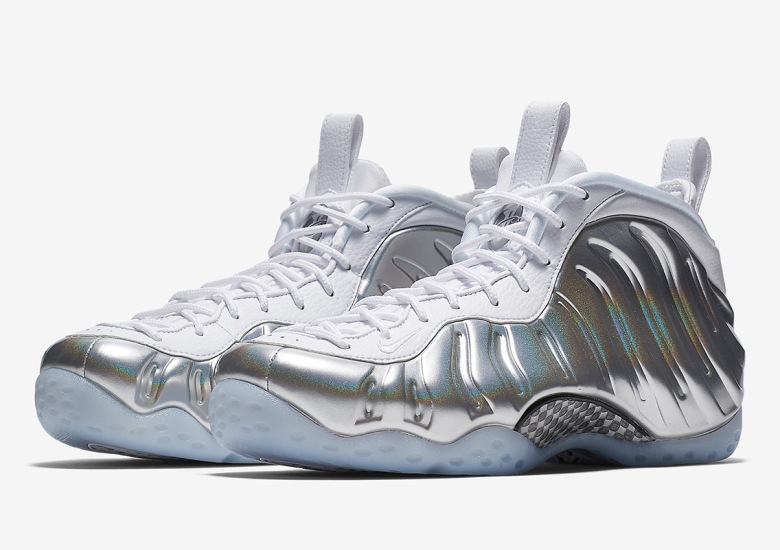 eca45b42828 Nike Set To Release A Women s Exclusive Air Foamposite One In Matte Silver