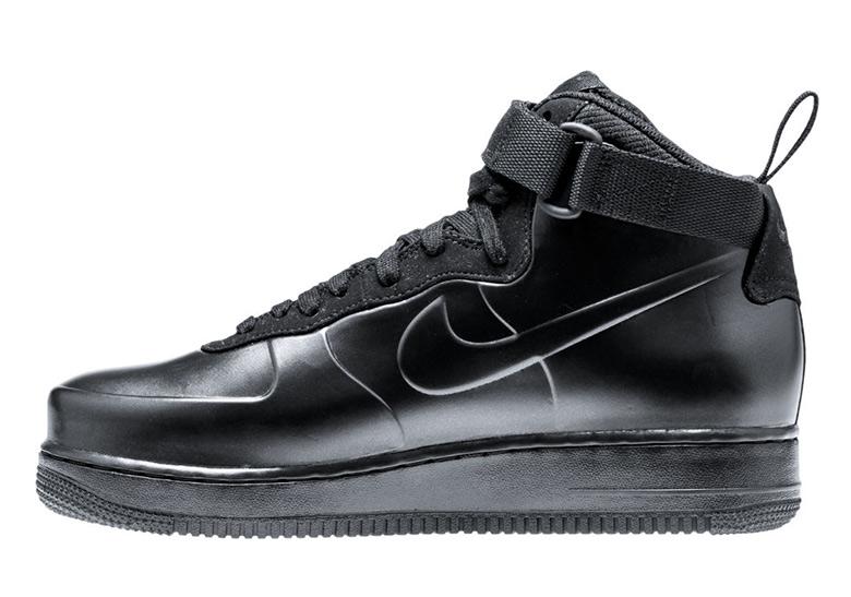 sports shoes 3743c f3519 Nike Air Force 1 Foamposite  200. Color  Light Carbon Black Style Code   AH6771-001. Advertisement
