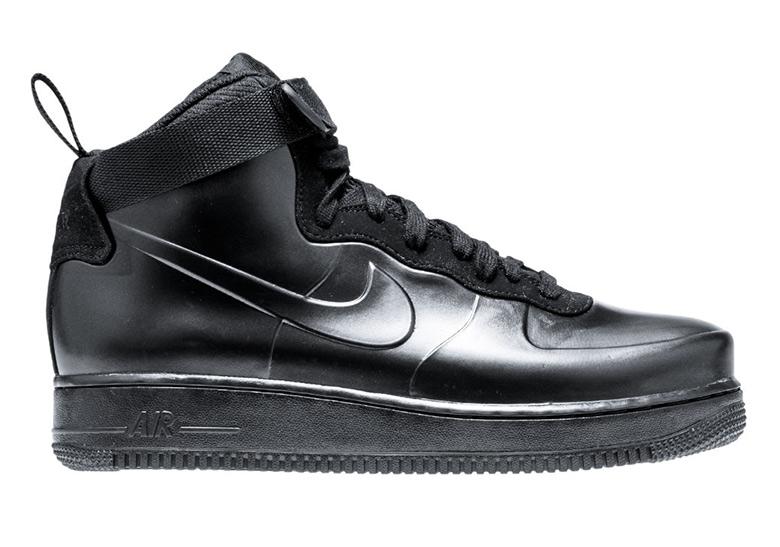quality design e17bf 1ea75 Nike Air Force 1 Foamposite  200. Color  Light Carbon Black
