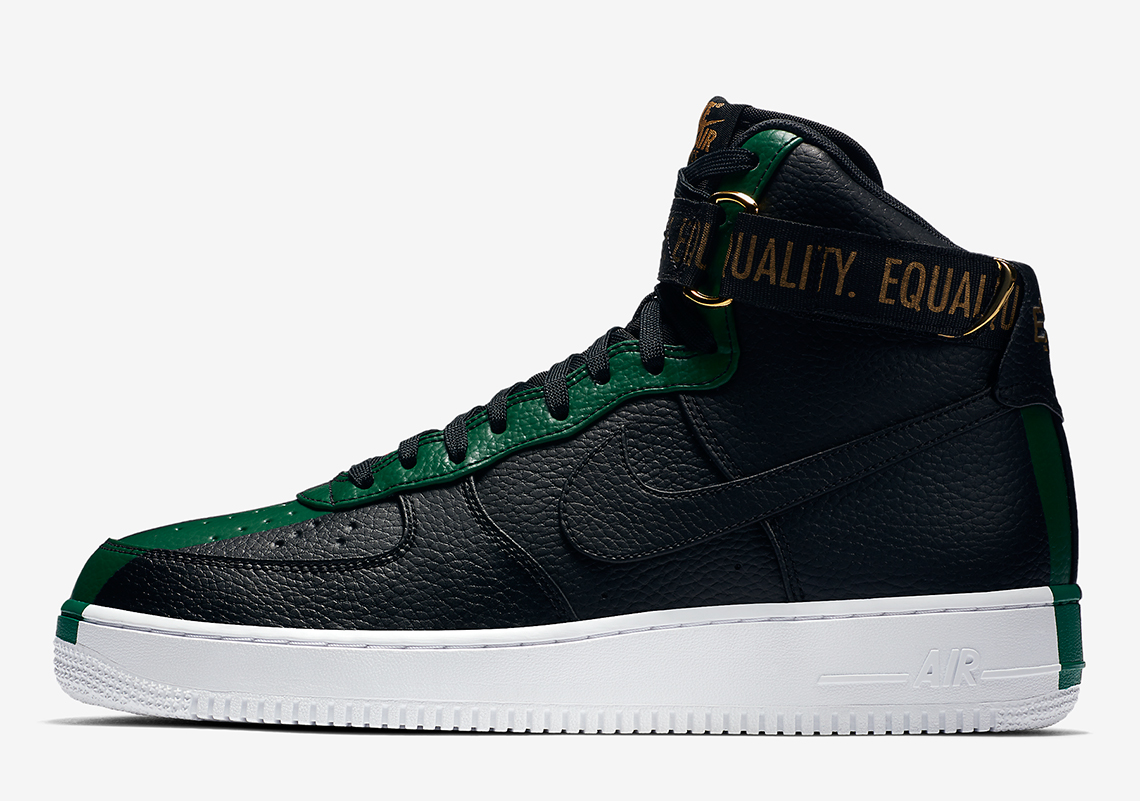 """low priced 6f064 4e871 Nike Air Force 1 High """"BHM"""" Release Date  February 1st, 2017"""