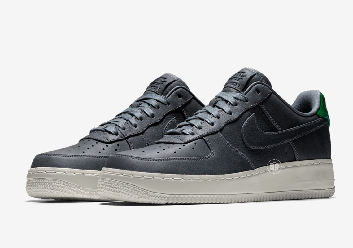 save off 6a09b cc4f7 Nike NBA City Edition Design Options Nike Air Force 1 Coming Soon ...