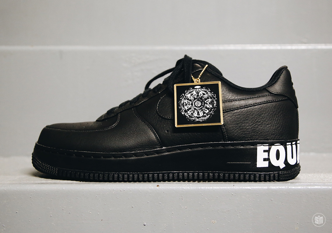 f26e75803ce ... black white metallic gold 74ww474 for men 68bbc 43aa3  coupon for nike  air force 1 low cmft bhm equality release date january 15th 2018.