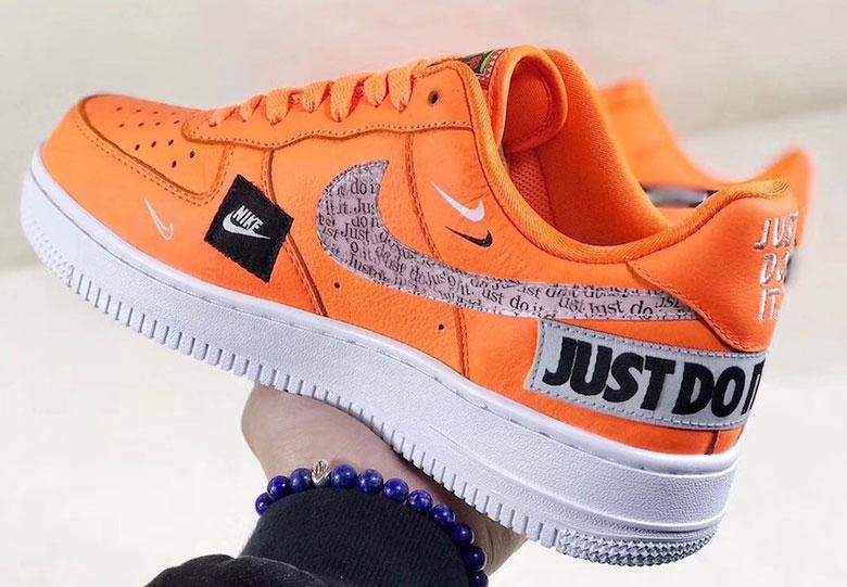 Nike Air Force One De Nouvelles Baskets