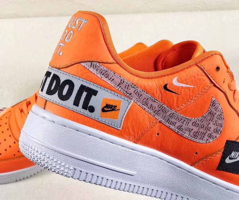 nike air force 1 just do it kinder