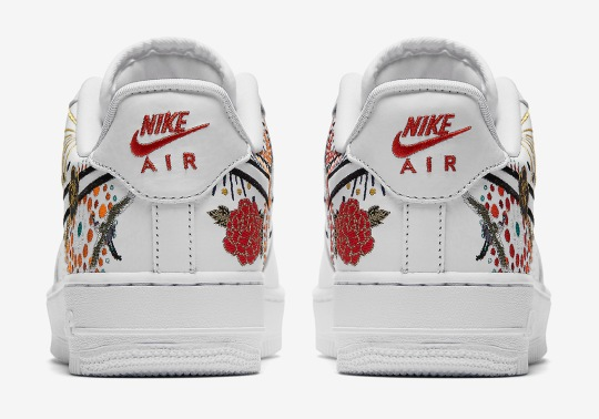 "Official Images Of The Nike Air Force 1 Low ""Lunar New Year"""