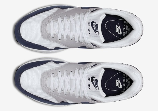"This Upcoming Nike Air Max 1 Resembles the OG ""Obsidian"""