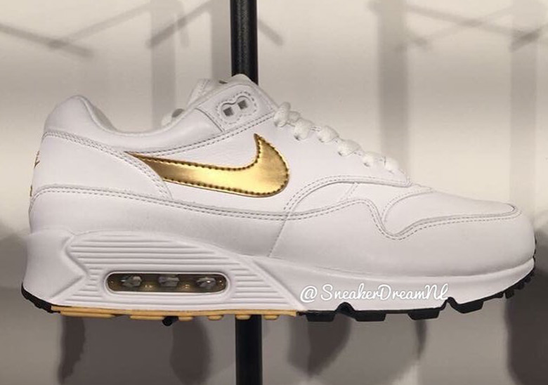 brand new aa9ca 25d5d ... australia nike air max 90 1. release date september 1st 2018 140. color  white