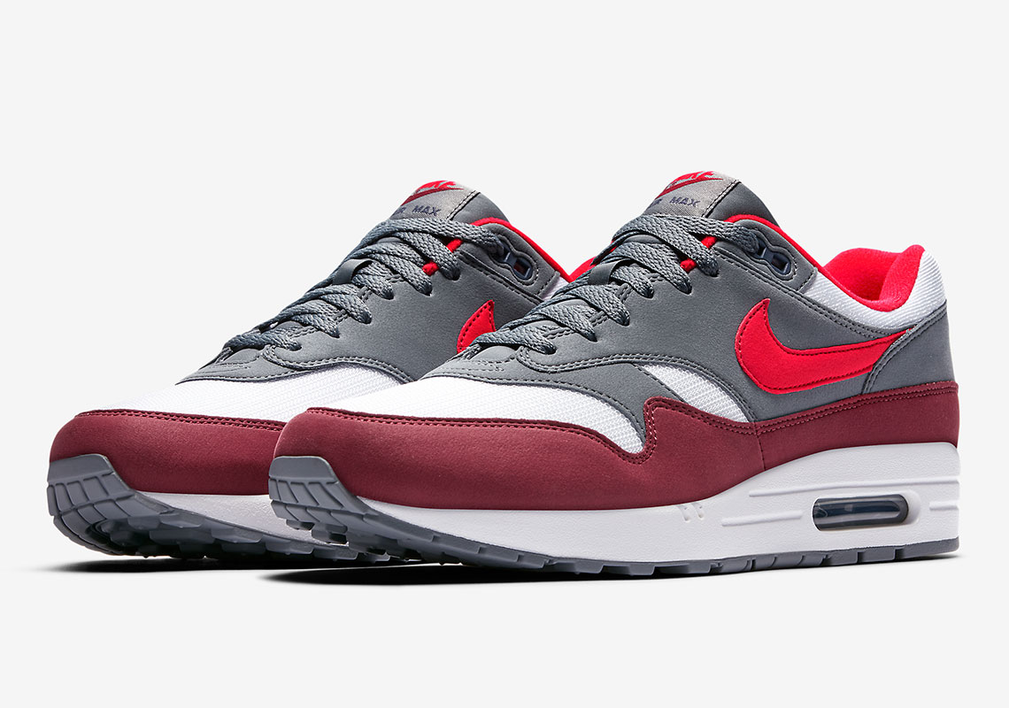 Nike Air Max 1 Bright Infrared Release Info AH8145 100