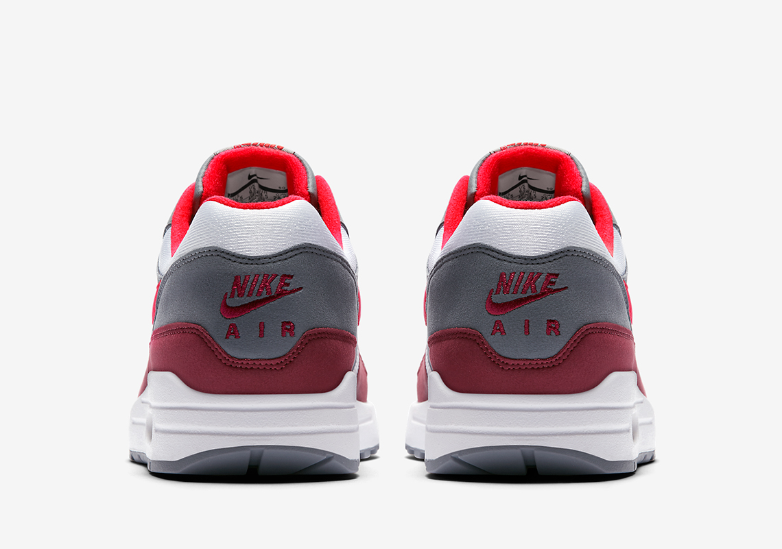 Nike Air Max 1 Bright Infrared Release
