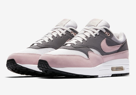 The Nike Air Max 1 Set To Release In A Soft Pink Colorway