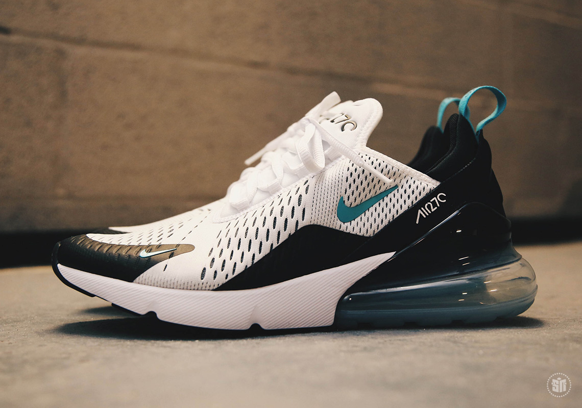 premium selection 2996c 9be69 Nike Air Max 270 Teal Release Date Air Max Day  SneakerNews.