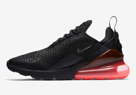 "Nike Air Max 270 ""Hot Punch"" Is Releasing On February 1st"