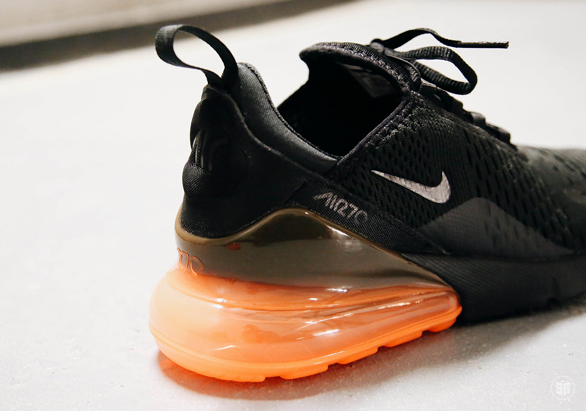 Nike Air Max 270 Orange Heel Unit AH8050-008 Release Info ... 97f847075