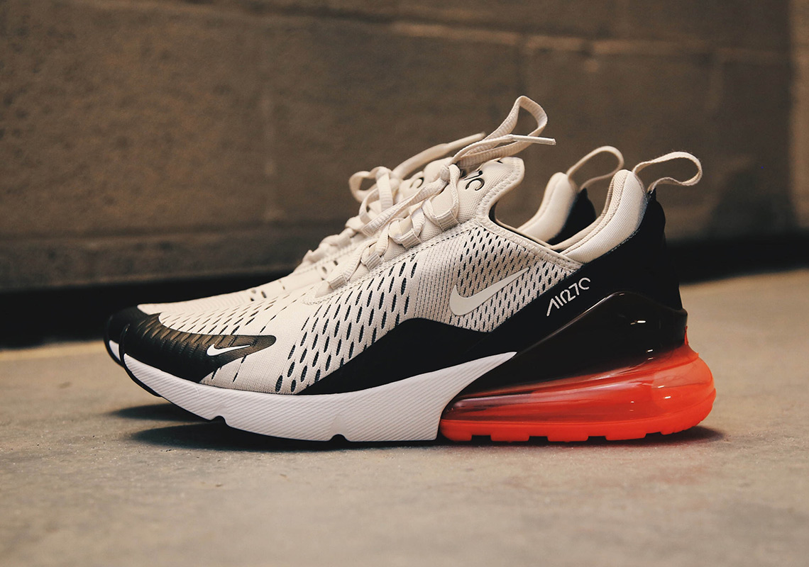 Nike Air Max 270 Bandas De Bodas De Los Hombres De Huesos Ligeros XFxw6N