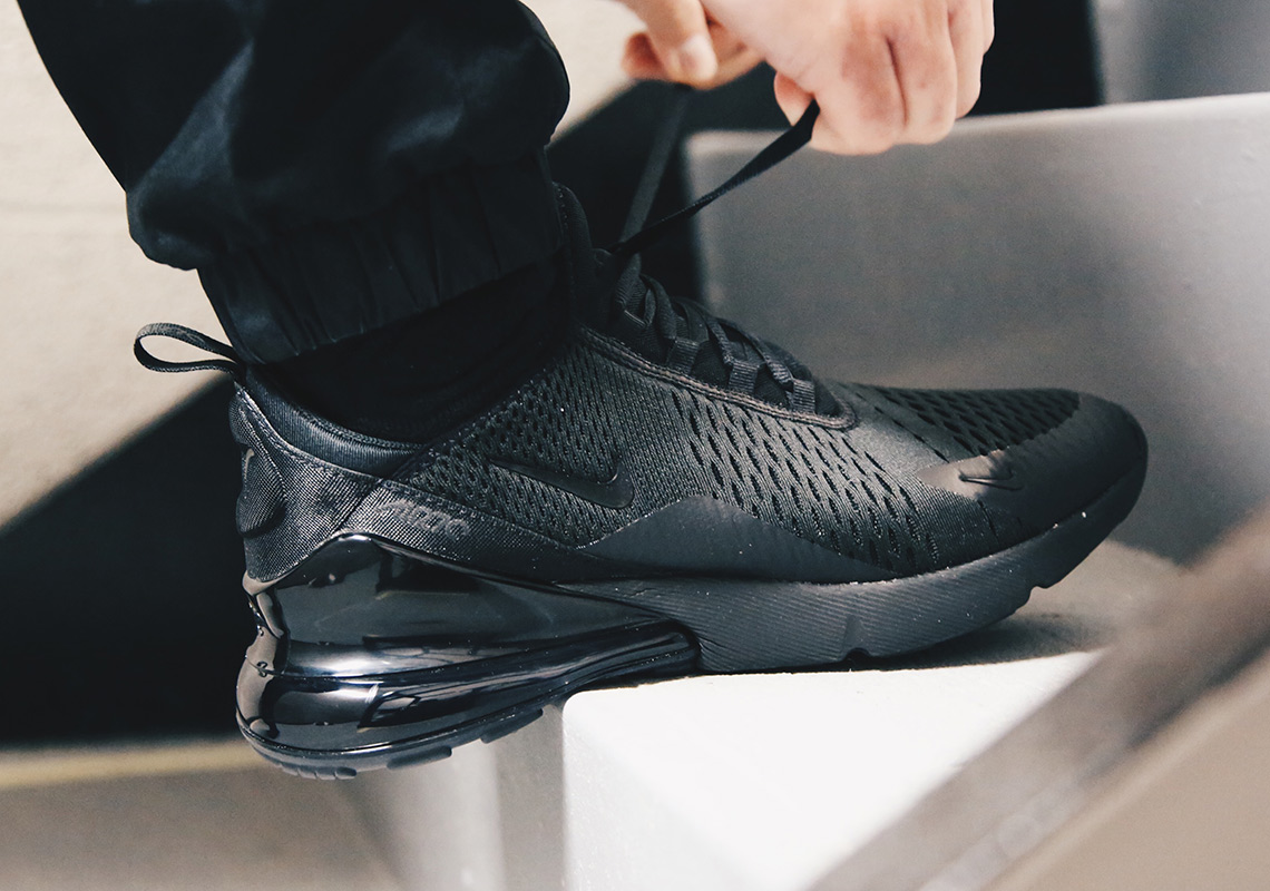 separation shoes d95a0 b9055 Nike Air Max 270. Release Date March 16th, 2018. Price 150. Color  BlackBlack-Black