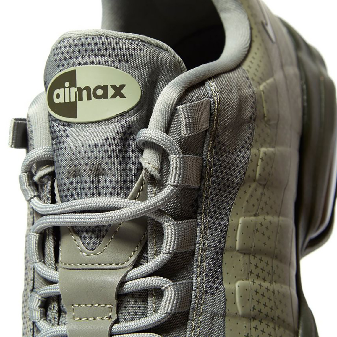 nike air max 95 ultra essential green