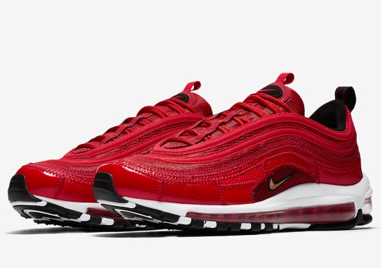 """Cristiano And Nike To Release Air Max 97 """"Patchwork"""" Inspired By Portugal"""