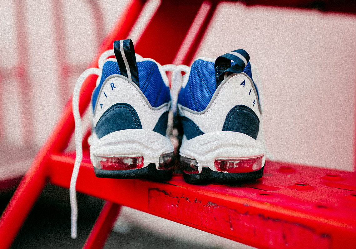 Nike Air Max 98 Gundam 640744 100 Release Info Sneakernews Com