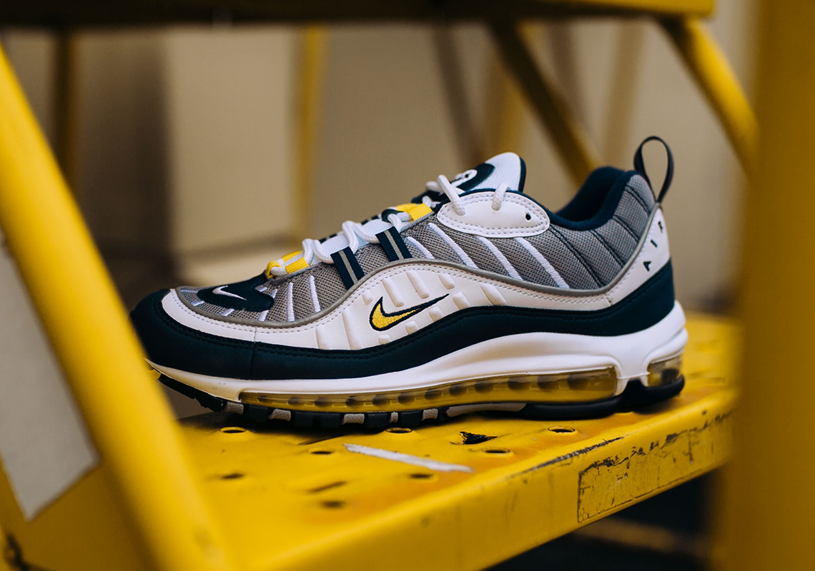 Another Original Nike Air Max 98 Colorway Is Returning Next Week