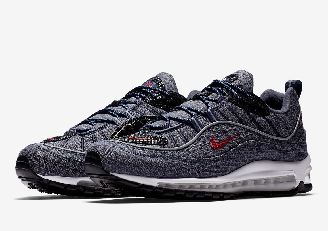 nike air max 98 thunder blue 924462 400 coming soon. Black Bedroom Furniture Sets. Home Design Ideas