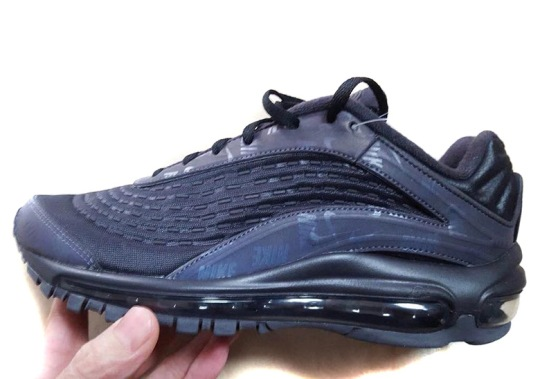 The Nike Air Max Deluxe Is Returning In 2018