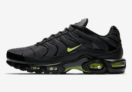 """Nike Air Max Plus """"Neon"""" Releasing On February 8th"""