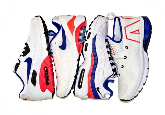 "Nike Is Releasing A Larger Air Max Set In ""Ultramarine"""