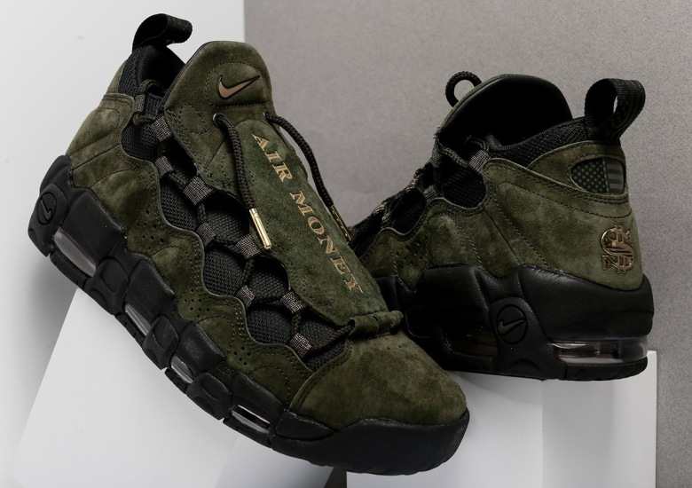 "The Nike Air More Money ""US Dollar"" Releases This Saturday bf6a8a047"