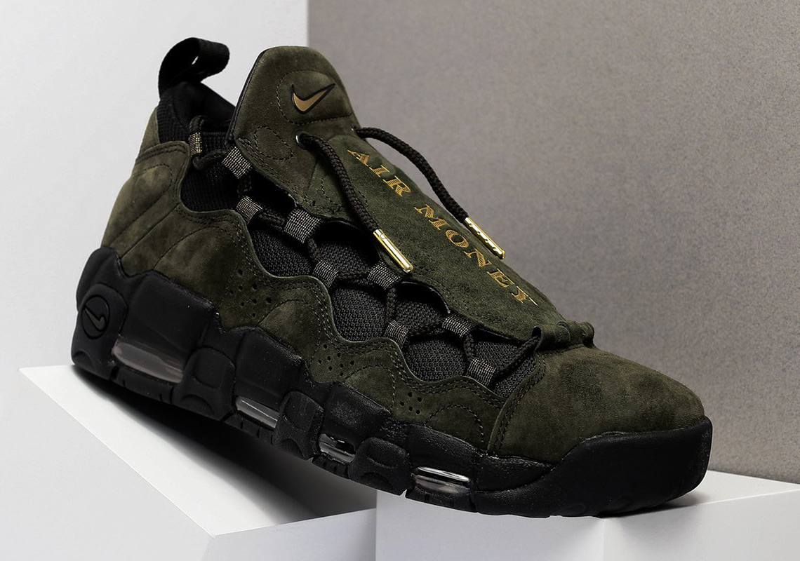Nike Air More Money US Dollar Release