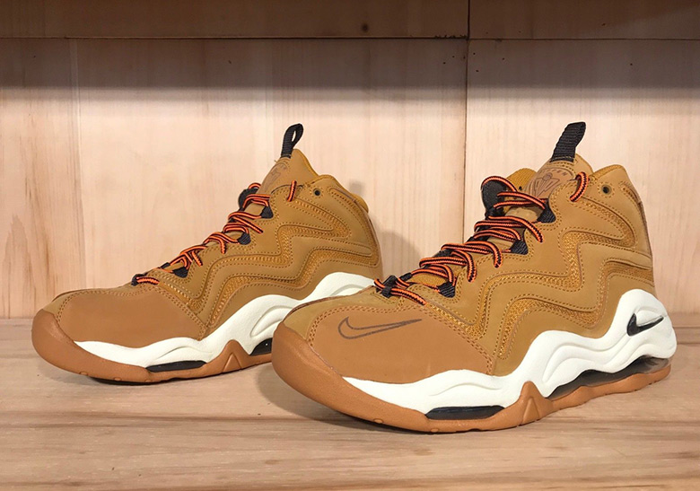 Nike Air Pippen 1. AVAILABLE AT eBay $190. Style Code: 325001-700