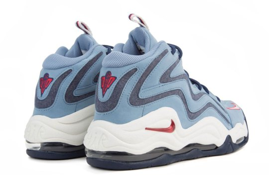 61fe1649cf61 Nike Is Bringing Back The Air Pippen 1 In Brand New Colorways