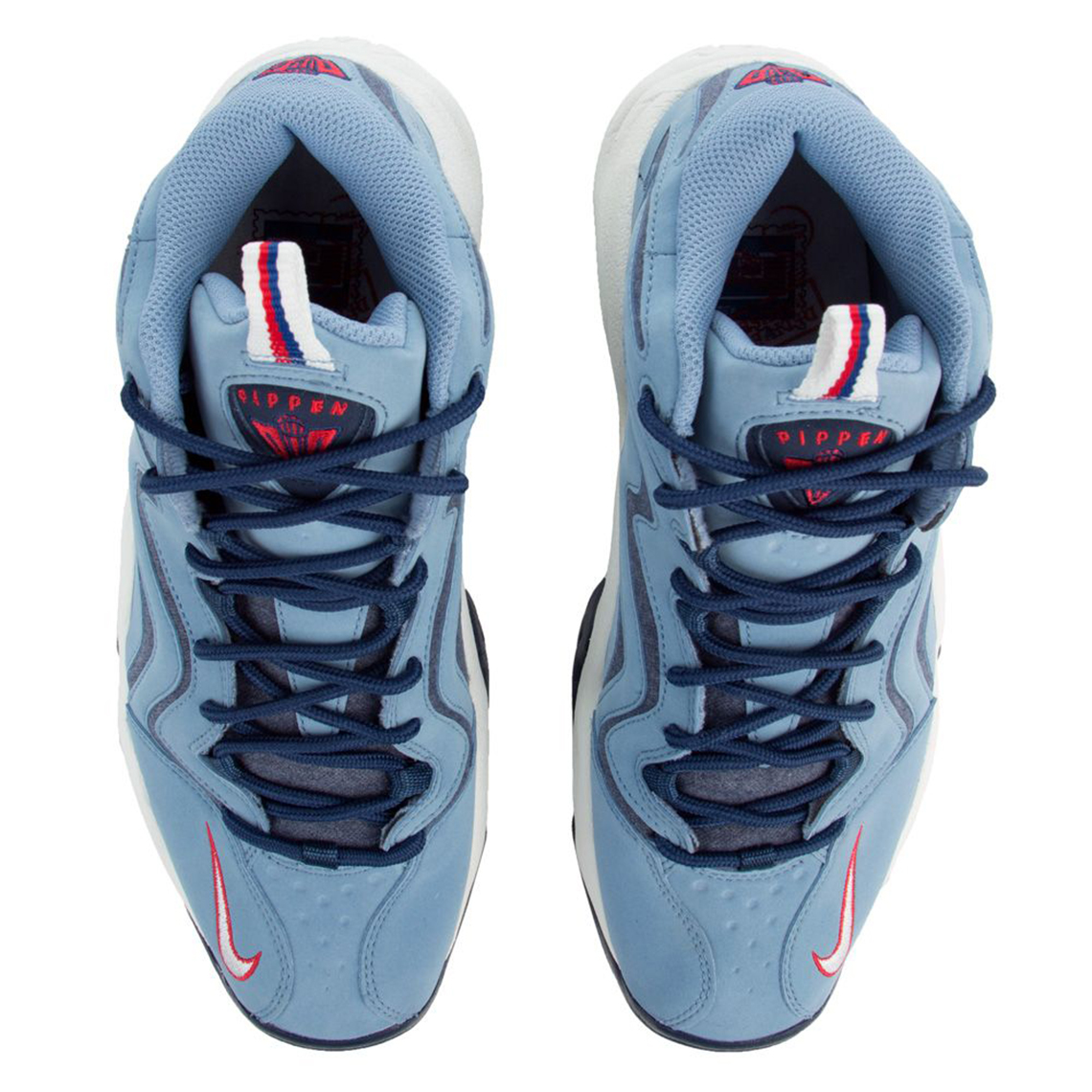 713dd6c20334e Nike Air Pippen 1 $160. Color: WORK BLUE/UNIVERSITY RED/SUMMIT WHITE Style  Code: 325001-403. Advertisement. Advertisement