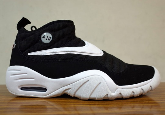 The Nike Air Shake NDestrukt Is Returning In 2018 In New Black/White Colorway