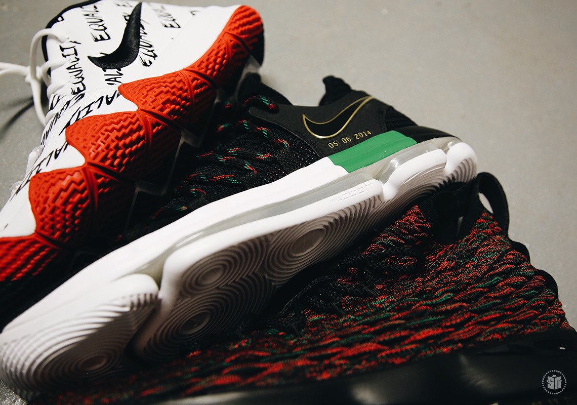 Detailed Look At Nike Basketball's Black History Month Collection