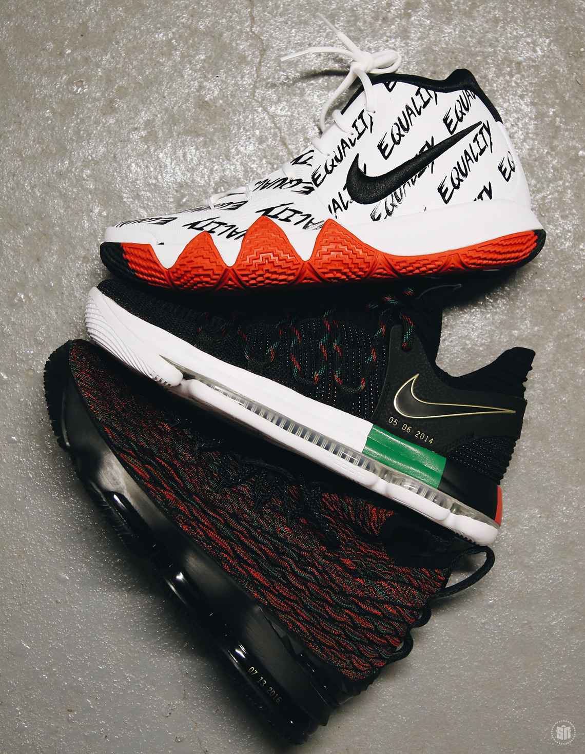 competitive price f7476 f196f ... Black History Month while raising awareness through footwear. The  entire Nike Basketball BHM Collection releases on January 15th on Nike  SNKRS and ...