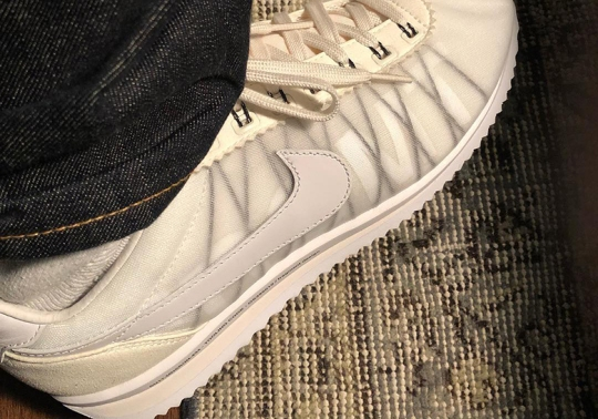Hiroshi Fujiwara Reveals fragment design x Nike Cortez Collaboration