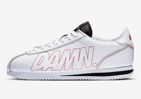Kendrick Lamar Debuts Nike Cortez Kenny 1 At National Championship Halftime Show