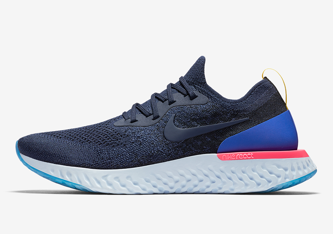 Nike Epic React Running Shoe Release Info + Official Images ...