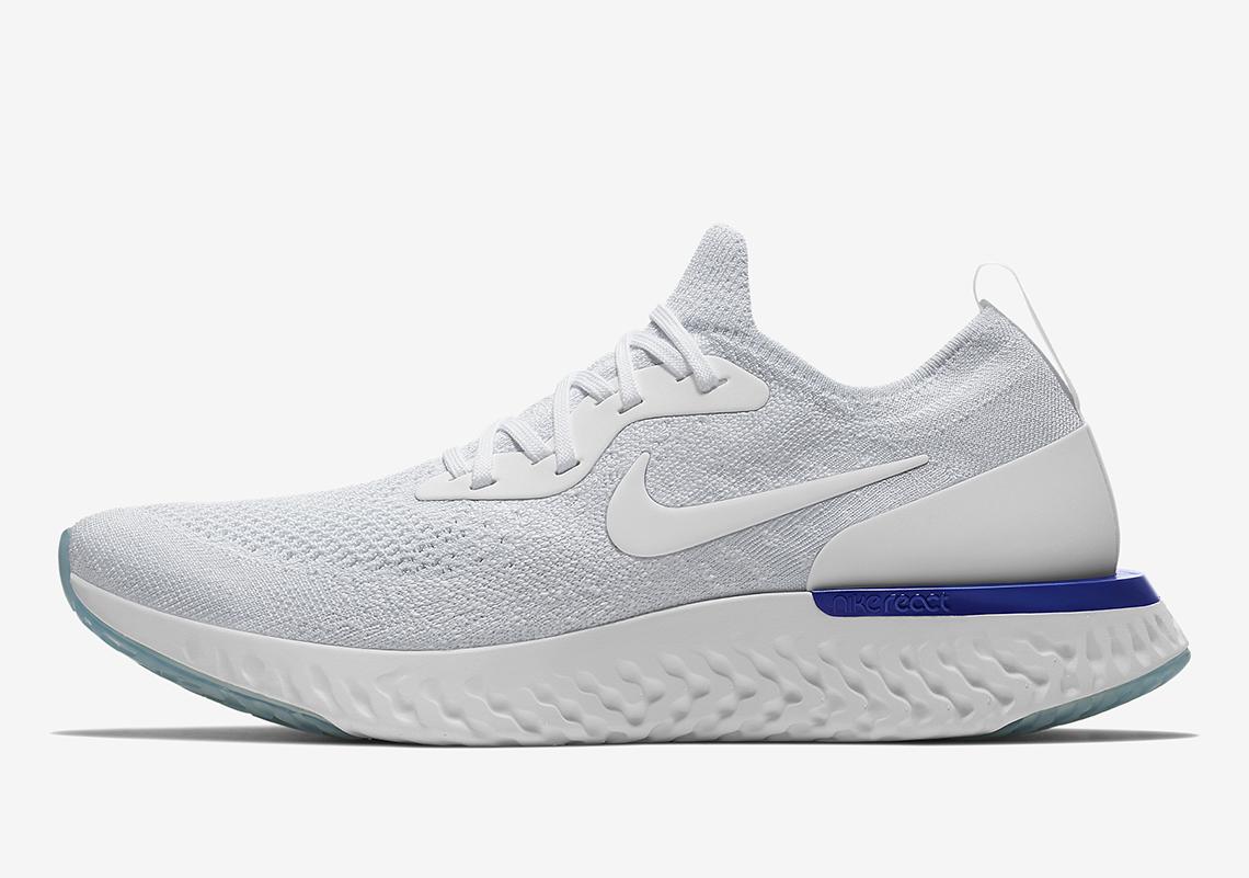Nike Épica Reaccionar Vestido De Los Hombres Blancos IWfGm02