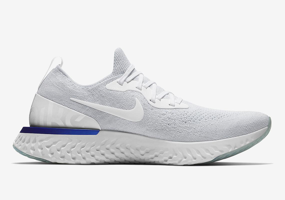 Nike Epico Reagire Vestito Degli Uomini Bianchi ZBzKIuKgCu