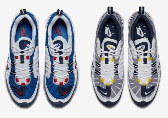 Release Info For The Nike Air Max 98 OG Is Releasing On January 26th In Europe